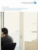 Conference Board Executive Coaching Survey